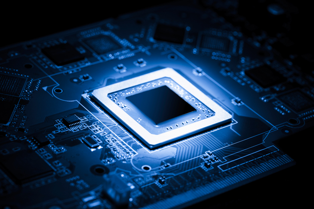 cubex research and development microchip