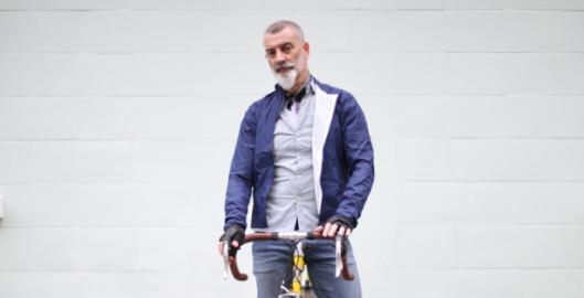 Adam Shulberg Charity Bikeride Milan to Monaco