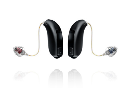 cubex hearing aid discrete rite isolated