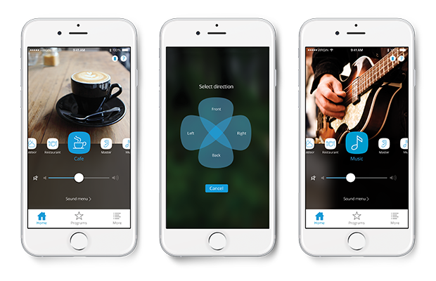 Cubex - Introducing Widex Beyond – Made for iPhone