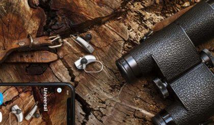Widex Evoke hearing aids and app